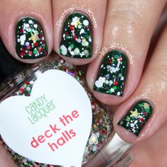 Candy Lacquer: Winter/Holiday 2012 - Deck the Halls