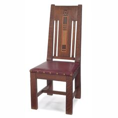 Shop of the Crafters Side Chair no.320 | Arts & Crafts | Craftsman | Mission | Bungalow