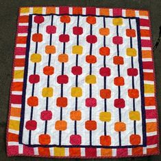 Abacus Baby Quilt Pattern   needyl