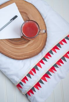 Pennant Pillow Case