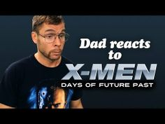Dad took the family to see X-Men: Days of Future Past. Here's his very confused review :)