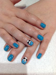 Campervan nails at Jeunesse Beauty Salon, Wombwell, Barnsley