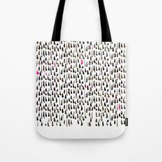 Only happy when it rains Tote Bag