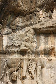 Tang-e Chogan - Bishapour - Kazeroun - Iran   تنگ چوگان - بیشاپور - کازرون