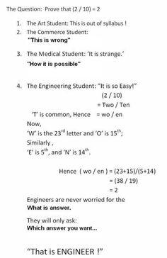 Funny math...