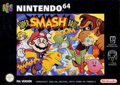 Super Smash Brothers ! (1999, Nintendo 64)