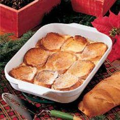 French Toast Custard Recipe | Taste of Home Recipes