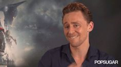When he did whatever this is. | 21 Times Tom Hiddleston Almost Killed Us