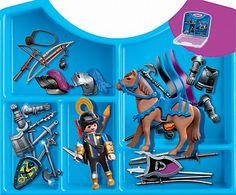 PLAYMOBIL® 4177 - Sortierbox - playmobil ritterburg playmobil ritter playmobil knights products playmobil dragons play mobil geschenkideen geburtstag playmobil ideen playmobil aufbewahrung -
