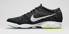 #Nike Flyknit Zoom Agility Black #sneakers