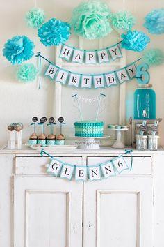 G wie...: 6. Geburtstag von Glenn