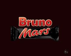 Dacă şi-ar alege ciocolata Mars un brand amabasador, el ar trebui să fie.