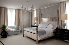 Contemporary Grey Bedroom Decoration for new bedroom