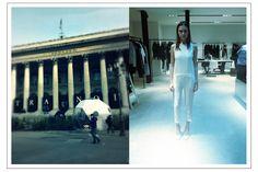 Paris Fashion Week- Tranoi, IRO Showroom