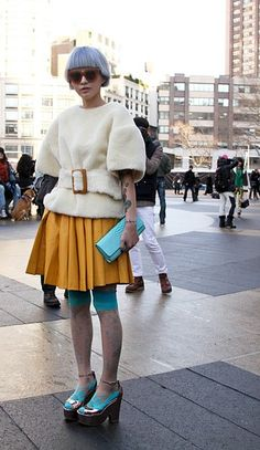 Street Style From New York Fashion Week: Days 4 and 5   StyleCaster