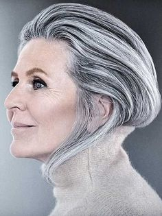 8. Short Haircut for Older Women
