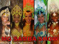 ... CARNAVAL,DESTAQUES DE ESCOLAS DE SAMBA E SHOWS DE SAMBA INTERNACIONAL
