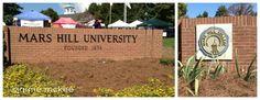 Word(full) Wednesday post: Mars Hill University Homecoming #MHU #collegelife @Mars Hill