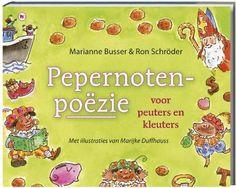 Pepernotenpoëzie voor peuters en kleuters - Marianne Busser & Ron Schröder