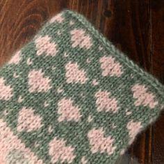 PixenDk — DK-0096 ALL LOVE MINI Love Is All, Fingerless Gloves, Arm Warmers, Blanket, Crochet, Ribe, Fingerless Mitts, Ganchillo, Fingerless Mittens