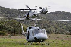 3ª Escuadrilla AB-212 Lema: In Maribus Serviam Indicativo de radio: Gato