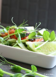 Photo/Styling: by Therese Knutsen - My recipes - Salma salad