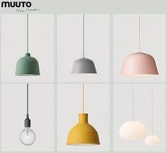 Lampade dal design scandinavo: muuto