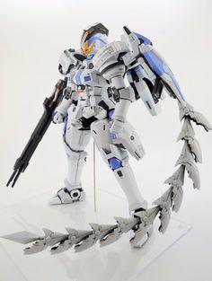 MG 1/100 Tallgeese III - Customized Build