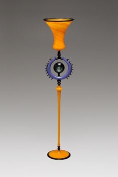 Glass Artist Steve Sizelove, Venetian Interpretation
