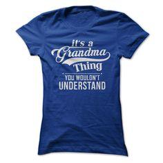 It's a Grandma Thing