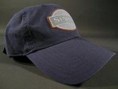 SIMMS(シムス) 6パネルウォッシュドツイルキャップ(ネイビー) - フライフィッシングショップ・シムス ・スコット・カムパネラプロショップ【GLITTER】スノーピーク・フライフィッシング・アウトドアショップの【グリッター】