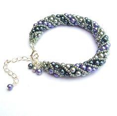 Silver Pearl Bracelet £22.00