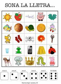 tresquatreicinc: SONA LA LLETRA... Abc Centers, Learning Centers, Sorting Activities, Infant Activities, Catalan Language, Dual Language, Lectures, Teaching Spanish, Conte