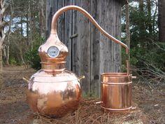 Moonshine Stills For Sale. Copper Moonshine Stills Copper Moonshine Still, How To Make Moonshine, Making Moonshine, Copper Pot Still, Copper Pots, Moonshine Stills For Sale, Distilling Equipment, Home Distilling, National Beer Day