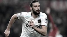Newcastle looking to loan West Ham United striker Andy Carroll