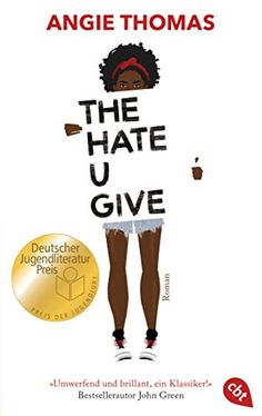 The Hate U Give Buch von Angie Thomas versandkostenfrei bei Weltbild. Divergent Funny, Divergent Quotes, Books To Read Online, Reading Online, Mercy Movie, John Green Books, Reading Projects, Best Book Covers, Classic Books