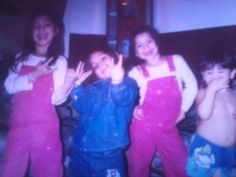 We were too cute.♥ #tbt #love #sisters #brother