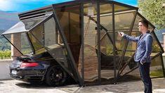 Deine neue faltbare Garage