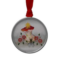 Decorated Apple Core Christmas Ornament Homemade Christmas Decorations, Christmas Crafts, Christmas Ornaments, Bumper Stickers, Holiday Gifts, Decorative Plates, Core, Presents, Apple