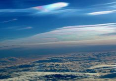 Type I PSCs are now known as sites of harmful destruction of stratospheric ozone over the poles. Their surfaces act as catalysts, convert more benign forms of man-made chlorine to active free radicals (ex,ClO). During return of Spring sunlight these radicals destroy many ozone molecules in a series of chain reactions. Cloud formation is doubly harmful because it also removes gaseous nitric acid from stratosphere which would otherwise combine with ClO to form less reactive forms of chlorine.