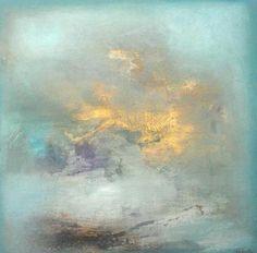 """Saatchi Online Artist Henrie Haldane; Painting, """"JADE"""" #art"""