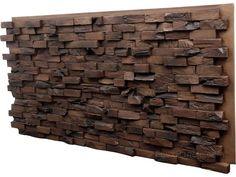 Regency Wood Plank Amber Panel