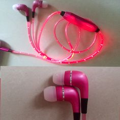 Checkout this new stunning item   2015 Top Quality LED Earphone Headphones Luminous headsets LED lights Glowing earphone MIC 3.5mm USB Charging For Iphone Android - US $12.79 http://electronicsstoreweb.com/products/2015-top-quality-led-earphone-headphones-luminous-headsets-led-lights-glowing-earphone-mic-3-5mm-usb-charging-for-iphone-android/