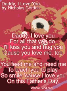 Fathers day poems on pinterest fathers day poems happy fathers