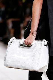 BagAddicts Anonymous: #PFW: Balenciaga Spring/Summer 2014 Bags!