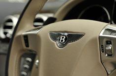 Bentley. my dream car