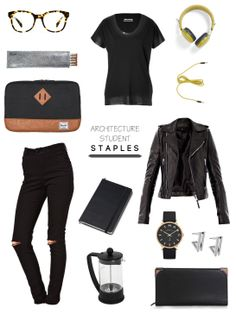 architecture student staples