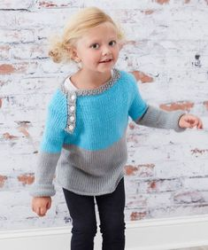 Free Knitting Pattern for 3 Year Old
