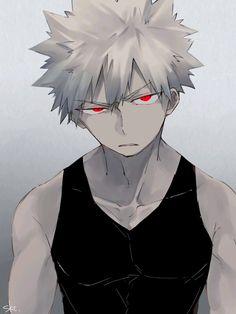 Boku no Hero Academia || Bakugou Katsuki