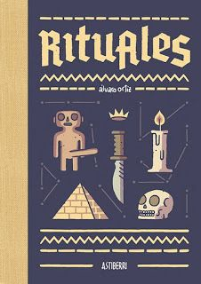 Cazadores de Comics: Presentación de Rituales de Álvaro Ortiz en Santan...